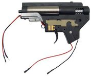 JG Golden Eagle VII Elite Model Metal Gearbox for M4 M16 Airsoft AEG Guns Front Wired