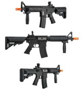 Lancer Tactical Gen 2 MOD 0 MK18 M4 Airsoft Gun in Black LT-02B-G2