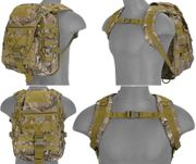 Lancer Tactical Operator Laptop Backpack Pack in Modern Land Camo CA-357C