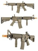 Lancer Tactical Proline Series MOD 0 MK18 M4 Airsoft Gun in Tan LT-02T-G2-ME