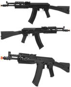 LCT Russian AK-102 Airsoft Gun with Steel Receiver LCT-TK102-AEG