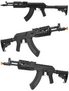 LCT Russian AK-104 Airsoft Gun with LE Adjustable Stock LCT-TK104-AEG