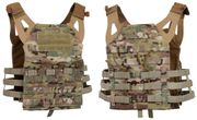 Rothco Lightweight Tactical Jumper JPC MOLLE Plate Carrier Vest in Crye MultiCam