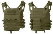 Rothco Lightweight Tactical Jumper JPC MOLLE Plate Carrier Vest in OD Green