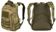 Lancer Tactical AT-FG Green Camo 600D Nylon MOLLE Adhesion Tactical Scout Arms Backpack Survival Pack CA-L113F