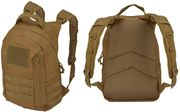 Lancer Coyote Brown 600D Nylon MOLLE Adhesion Tactical Scout Arms Backpack Survival Pack CA-L113CB