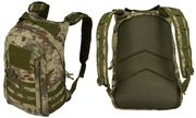 Lancer Scorpion Camo 600D Nylon MOLLE Adhesion Tactical Scout Arms Backpack Survival Pack CA-L113ME