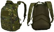 Lancer Tactical Tropical Camo 600D Nylon MOLLE Adhesion Tactical Scout Arms Backpack Survival Pack CA-L113MT