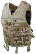 Rothco MOLLE Modular Tactical Vest in Crye MultiCam