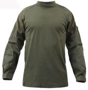 Rothco Tactical Combat Shirt in Olive Drab OD 90015