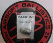 PolarStar Air Line Input Fitting 6MM X 1/8 NPT