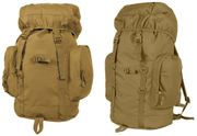 Rothco 45L Tactical Long Haul Hikers Camping Backpack in Coyote Brown 2848