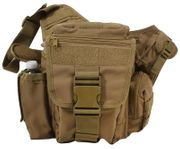 Rothco Advanced Tactical Concealed Carry Operator Shoulder Hip Bag in Coyote Brown