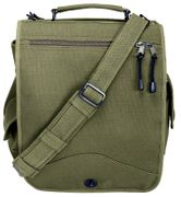 Rothco Canvas M-51 Engineers Field Bag in OD Green