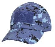 Rothco Poly Cotton Sky Blue Digital Marpat Camouflage Tactical Operators Hat