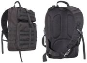 Rothco Concealed Carry Undercover Specialist Tactisling Shoulder Transport Pack in Black