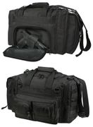 Rothco Covert Operator Tactical Concealed Carry Range Bag in Black