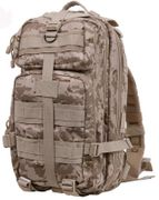 Rothco Medium Size Tactical MOLLE Survival Gear Transport Pack in Desert Digital Marpat Camo 2539