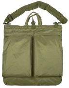 Rothco Vintage Fighter Pilot Helmet Shoulder Bag in OD Green