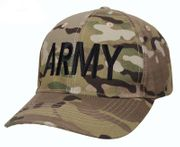 Low Profile Crye Licensed MultiCam Camouflage Army Baseball Hat Cap