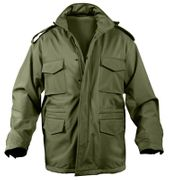 Rothco Soft Shell Military Tactical Operator M-65 Field Jacket in OD Green 5744