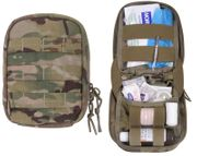 Rothco Tactical Survival MOLLE First Aid Field Medic Kit in Crye MultiCam