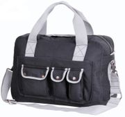 Rothco Two Tone Specialist Operator Carry All Shoulder Bag in Grey