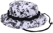 Rothco Military Style Cotton Polyester Snow City Digital Marpat Camouflage Boonie Hat
