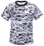 Rothco Snow City Digital Marpat Camouflage T-Shirt 5210