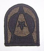 Star Military Style Patch