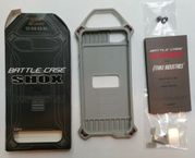 Strike Industries Battle Smart Phone Carry Case SHOX for Iphone 5 in Gray