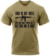This is My Rifle There are Many others like it but this one is Mine T-Shirt