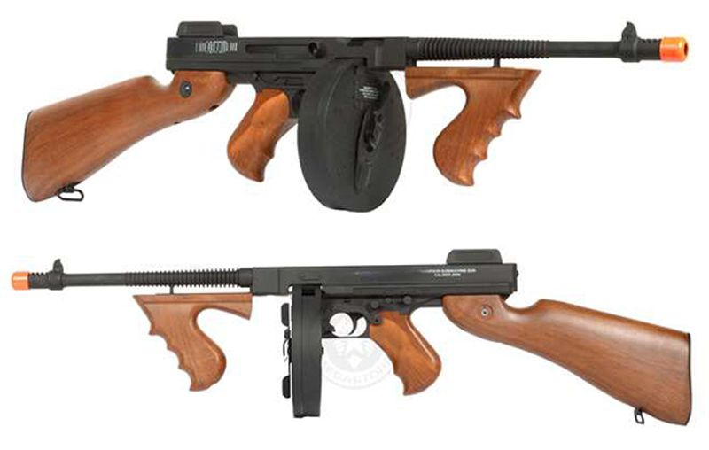 Une nouvelle réplique - Page 6 Thompson-1928-m1a1-chicago-typewriter-tommy-gun-airsoft-aeg-with-drum-mag-12