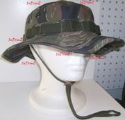 Rothco Military Style Cotton Polyester Tiger Stripe Camouflage Boonie Hat