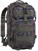 Rothco Medium Size Tactical MOLLE Survival Gear Transport Pack in Vietnam Tiger Stripe Camo 2418