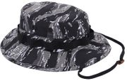 Rothco Military Style Cotton Polyester Urban Tiger Stripe Camouflage Boonie Hat