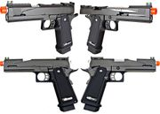 WE-Tech 5.1 V5 1911 Hi-Capa Airsoft Gun Gas Blowback Training Pistol