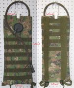 Woodland Marpat Digital Camouflage Hydration Pack with 2.5L Water Bladder