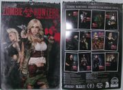 Zombie Hunters Womens 2013 Collectible Calendar