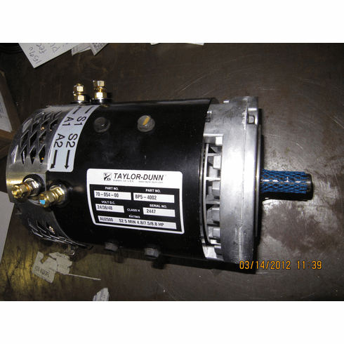 Taylor-Dunn Electric Motor 6.7/10 HP - 70-054-00