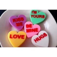 15 Valentine's Day Candy Soap Favors