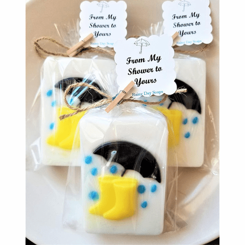 20 Deluxe Soap Shower Favors