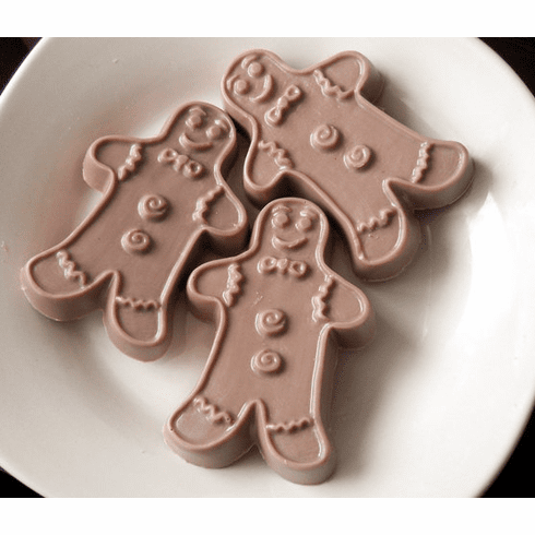 20 Gingerbread Soaps