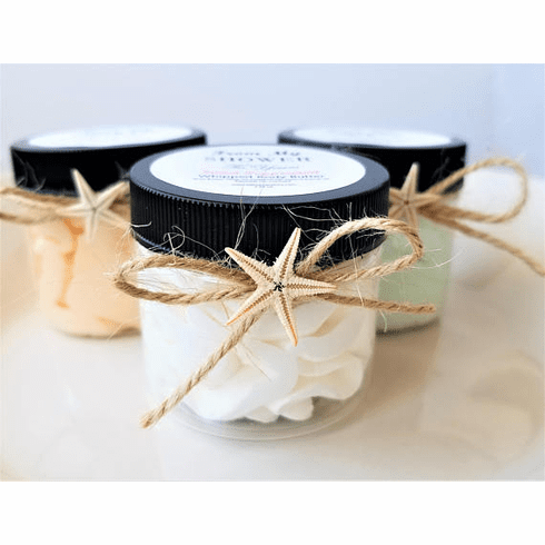 20 Personalized Body Butters-Beach Themed