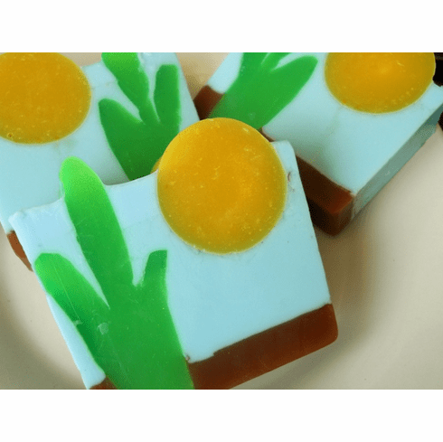 Cactus and Sea Salt Soap