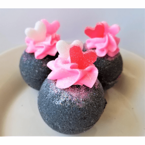 Dark Love Bath bomb