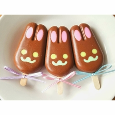 Easter Chocolate Bunny Artisan Soap