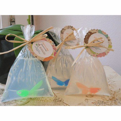 Fish in a Bag Glycerin Soap