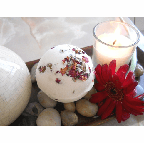 French Lavender Bath Bombs