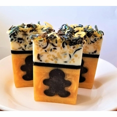 Gingerbread Cookie Soap